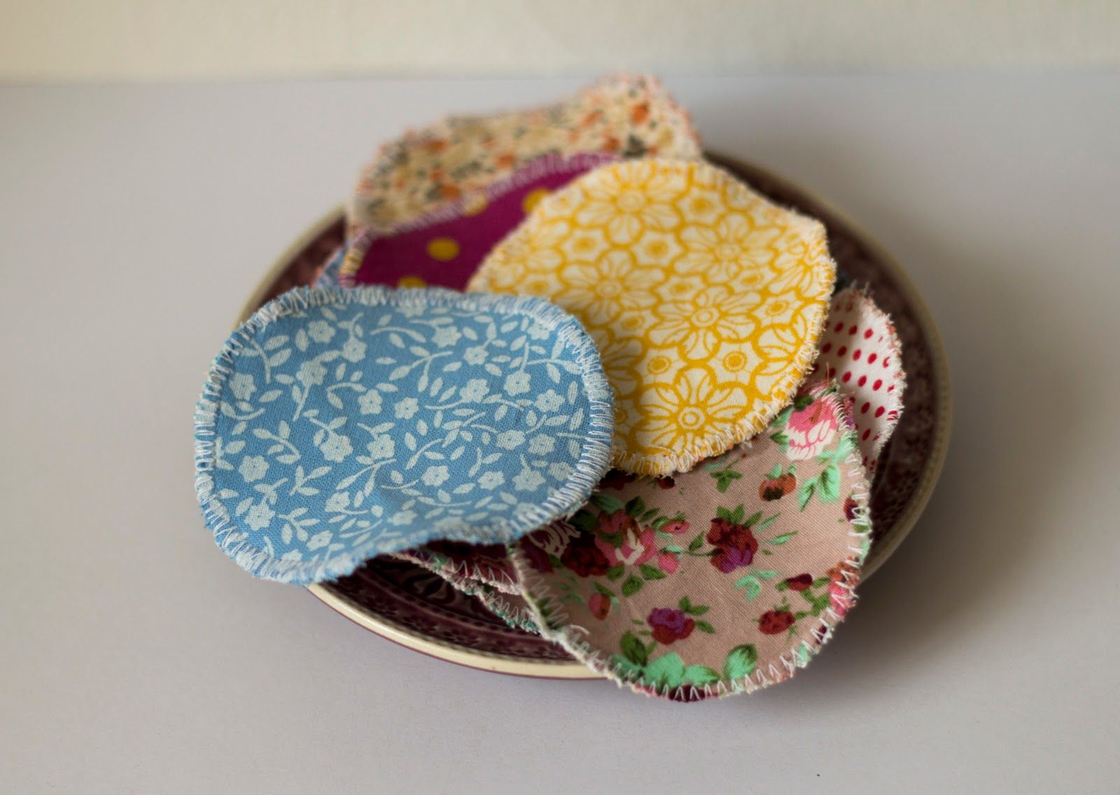 diy abschmink pads nähen waschbar | Sewing | Pinterest | Wattepads ...
