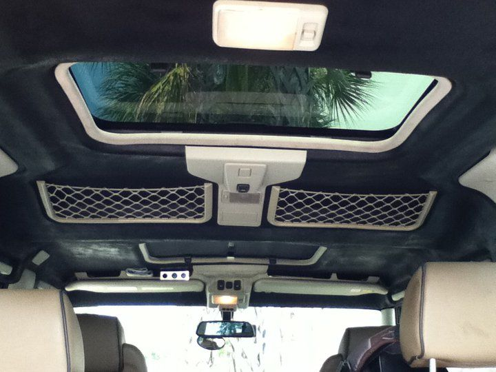 painted headliner landy pinterest land rovers offroad and range rovers. Black Bedroom Furniture Sets. Home Design Ideas