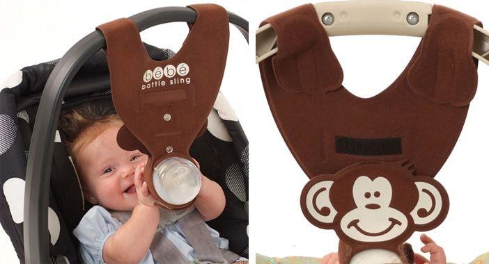 Grosgrain: Car Seat Baby Bottle Holder | Kids Time | Pinterest ...