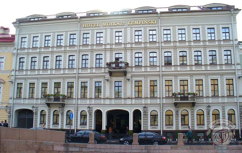 Kempinski Hotel San Petersburgo Buscar Con Google