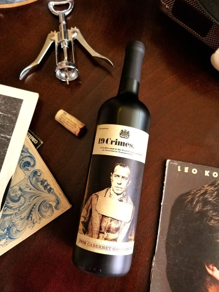 Hosting a Vinyl Party with 19 Crimes Wine and Living Wine
