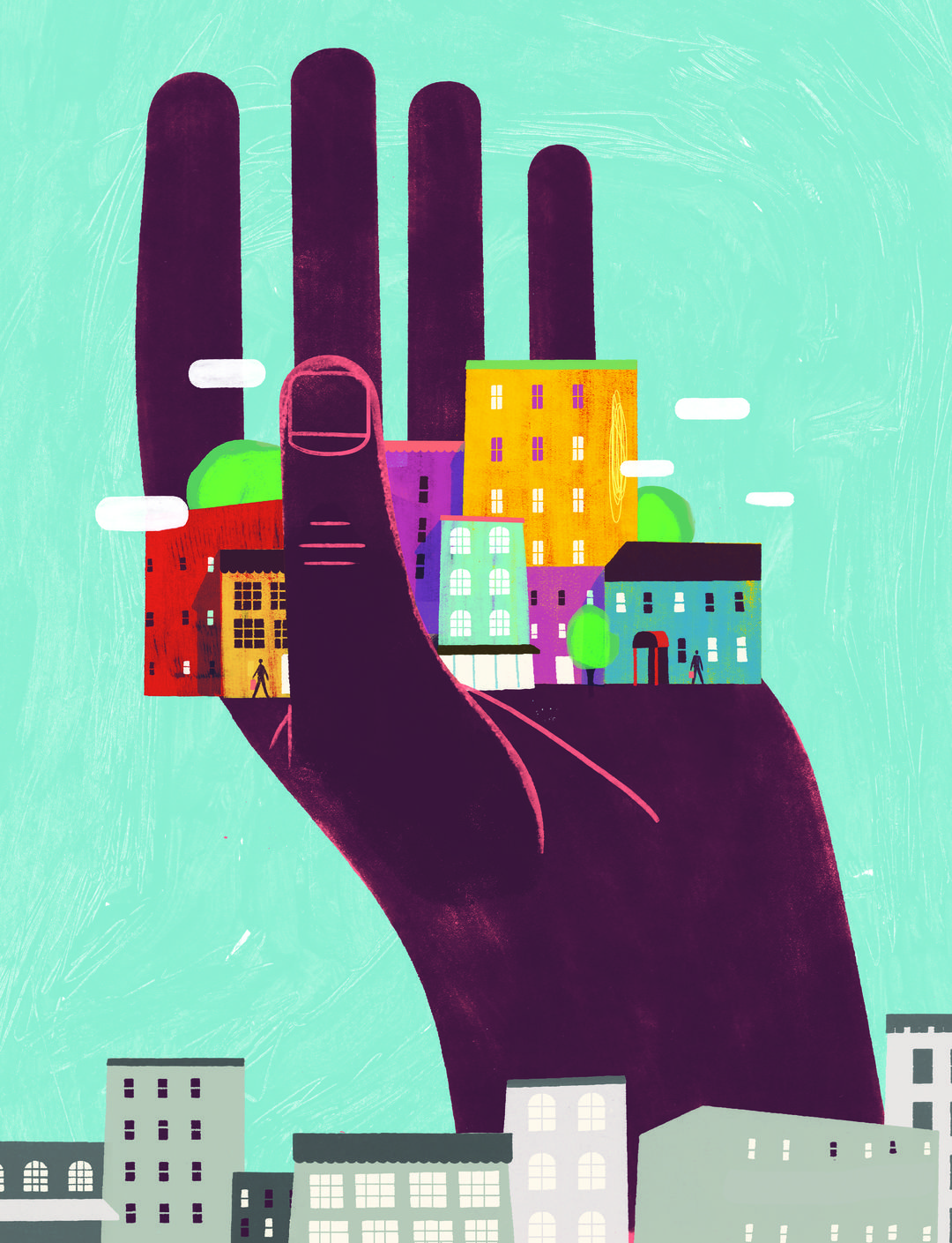 Can This Bold Vision of Black Entrepreneurship Reverse Gentrification in Portland? | City & Region | Portland Monthly