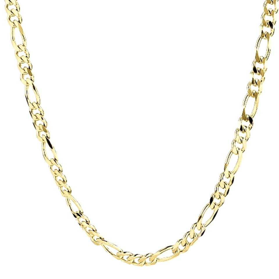 Fashion Dubai Jewelry 14K Gold Filled Plated Long Neck Chain ...