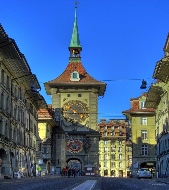 The Second Most Famous Clock In The World: Famous Clock Towers Around The World