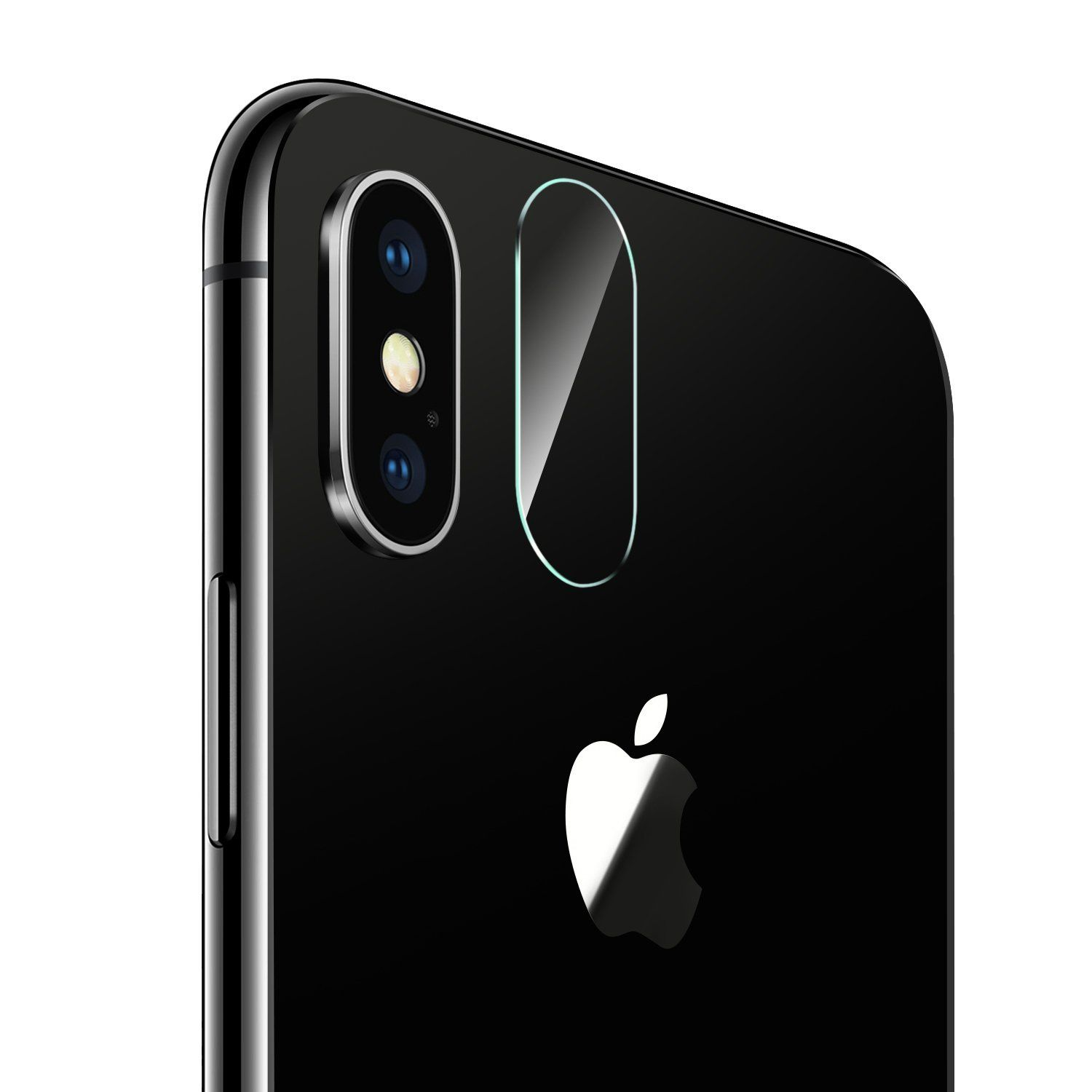 new style 19a80 89315 IVSO iPhone X Back Camera Lens Protector [9H Hardness] [Anti-Scratch ...