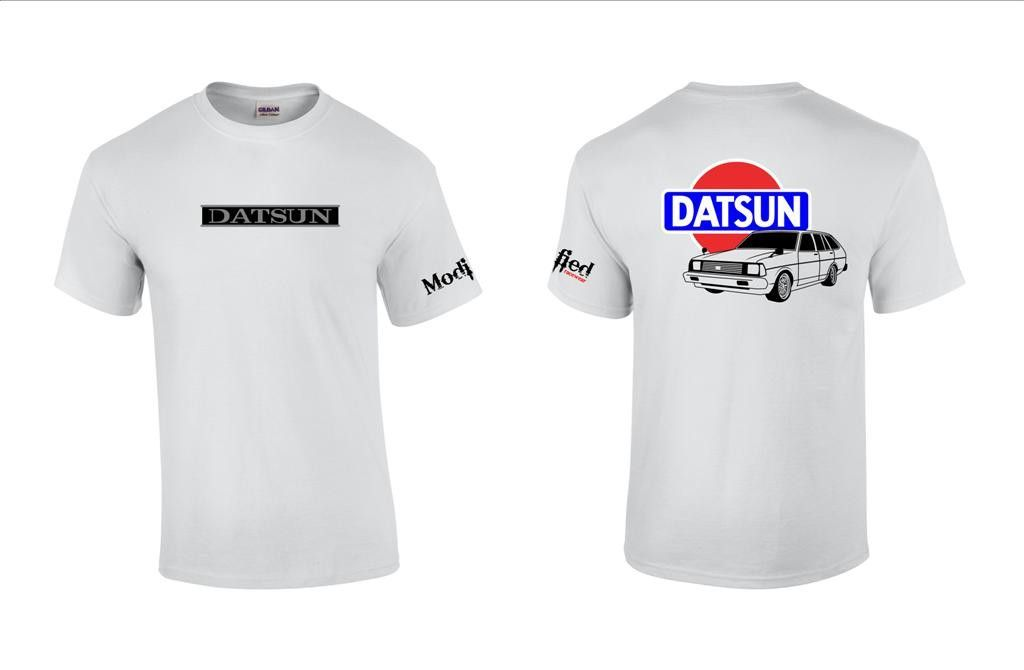 Datsun B310 Wagon Logo Shirt