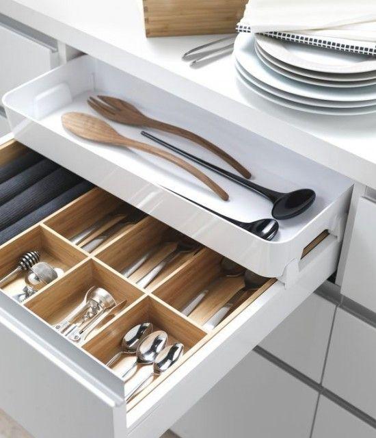 Schön Küchenschublade Liner Ziel Bilder - Küchenschrank Ideen ...