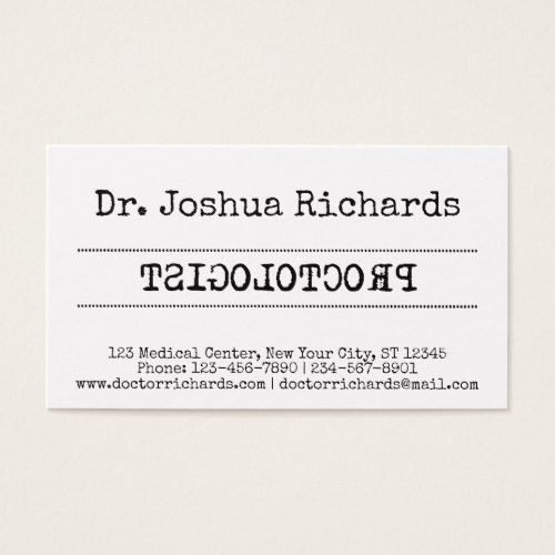Funny Medical Doctor Customizable Business Card Zazzle Com Customizable Business Cards Medical Humor Doctor Medical