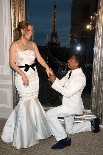 Vowel Renewal...Mariah & Nick...ahhh