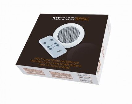 kbsound Basic | Badkamer Radio kits | Pinterest | Radio kit, Radios ...