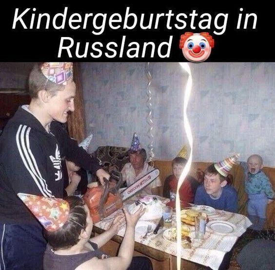 Russland Lustig