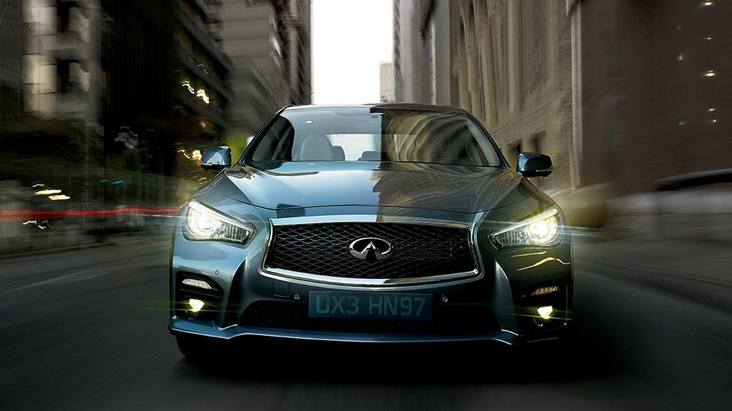 Slide background Infiniti q50, 2015 infiniti q50, 2015