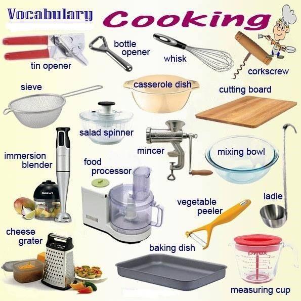 Forum Learn English Fluent Landcooking Vocabulary Learn English English Vocabulary Vocabulary