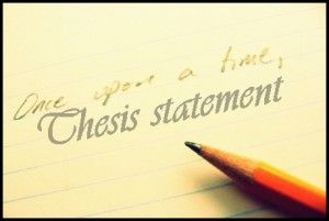 how to write a strong thesis examples