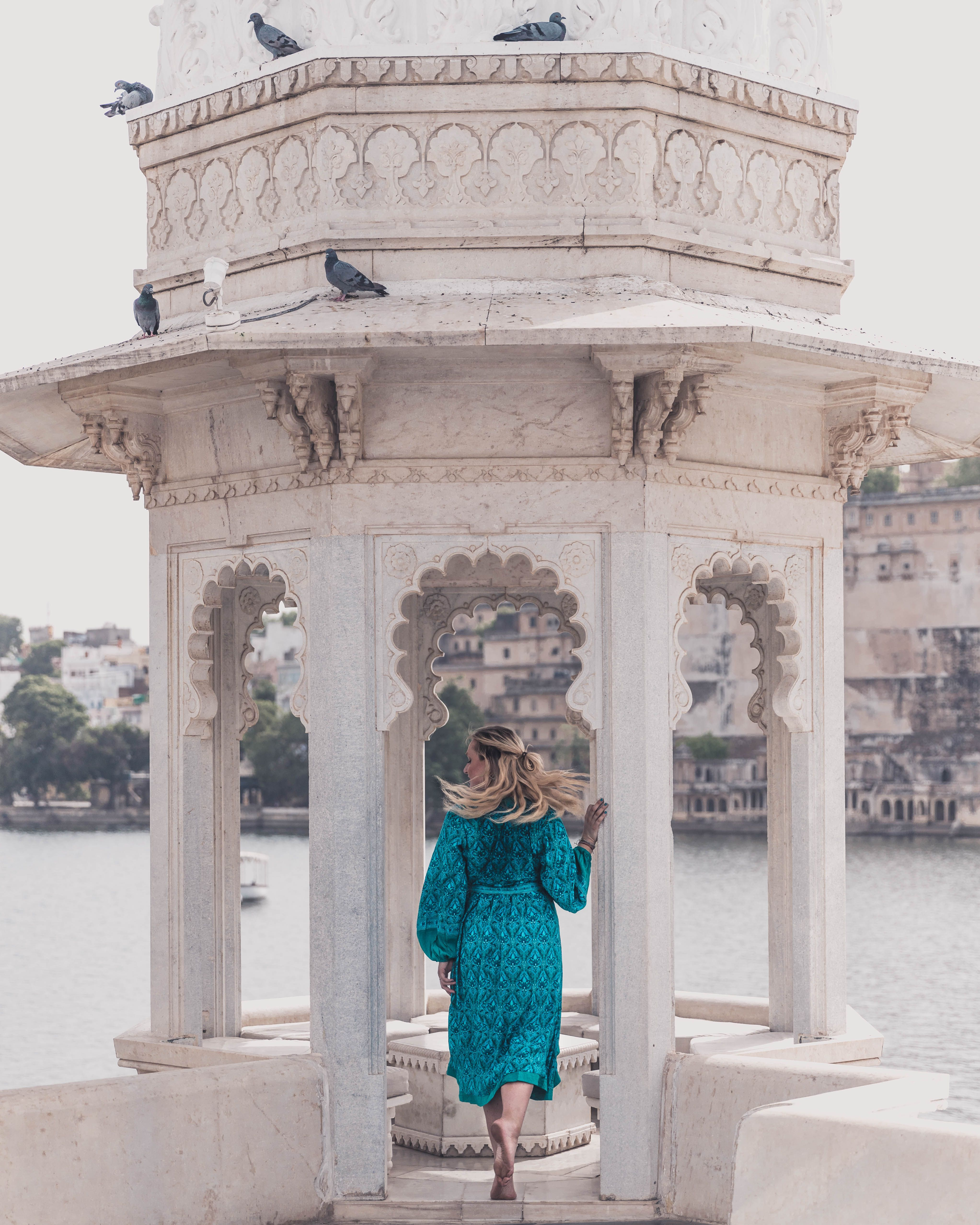 Where to stay in Udaipur Taj Lake Palace Instagrammable