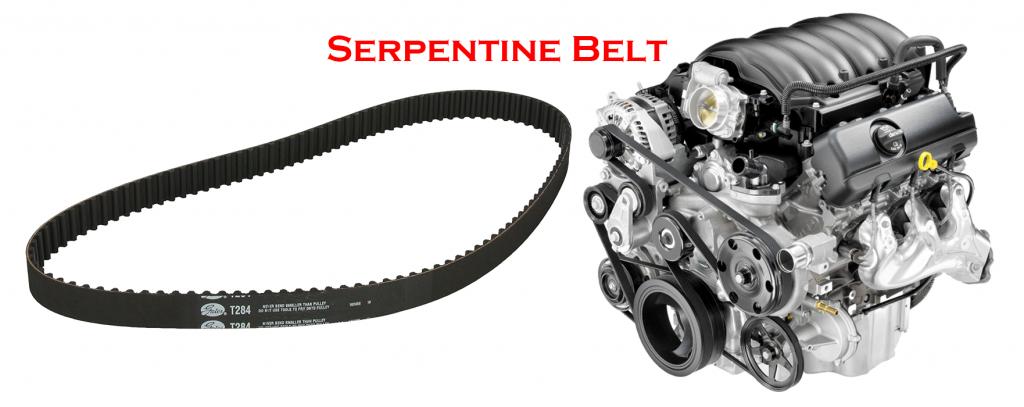 Auto Serpentine Belt Timing Belt Repair & Replacement