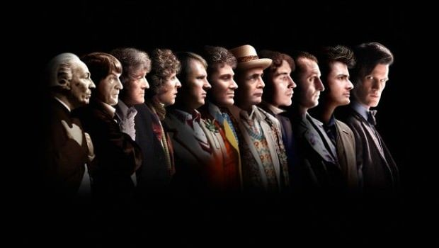 Review of Doctor Who 50th Anniversary collection.