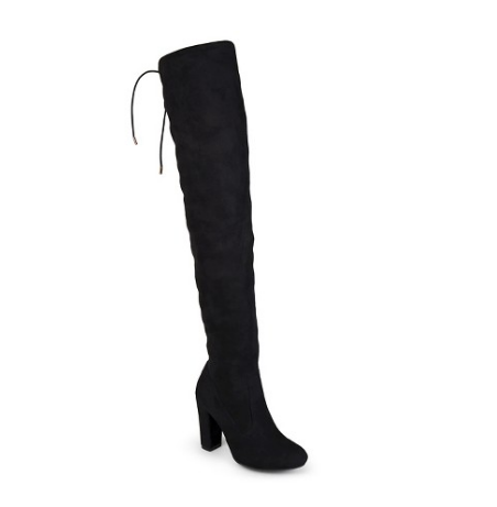 7d84c964db9 Women s Journee Collection Maya Faux Suede Over-The-Knee Boots  64.99