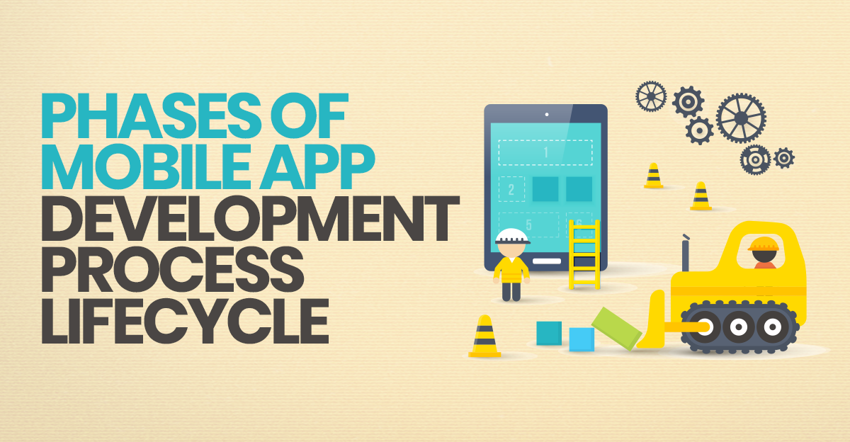 Phases of Mobile App Development Process Lifecycle