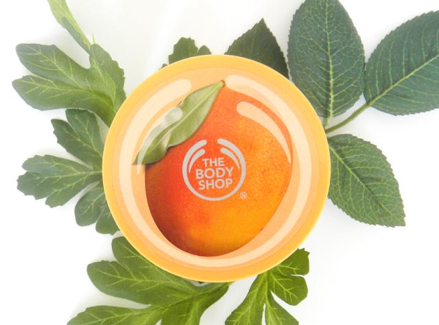 Le Blog d'une Rose des Bois: Exfoliant Mangue de The Body Shop