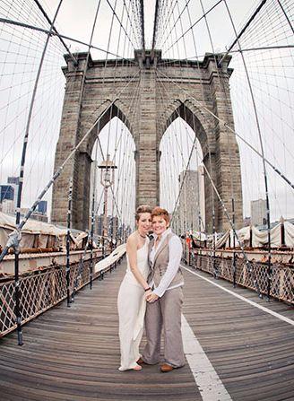 Over the brooklyn bridge gay