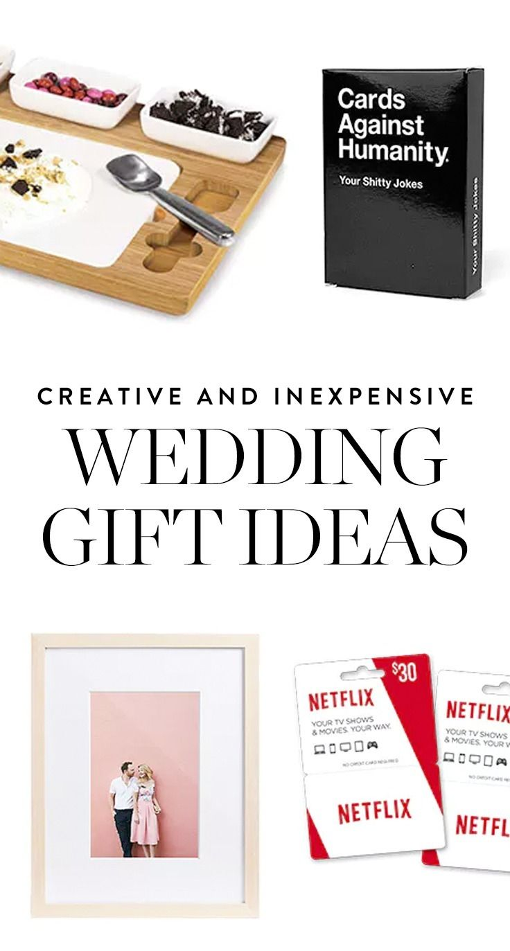 Affordable Wedding Gifts That Still Feel Special | Weddings and ...
