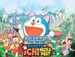 Doraemon Movie Nobita In Ichi Mera Dost Hindi Dubbed Full Download