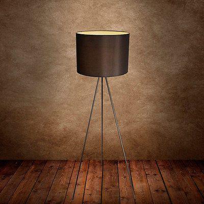 Elegante Stehleuchte Stehlampe Lampe Wohnzimmer Leuchte Standleuchte ...