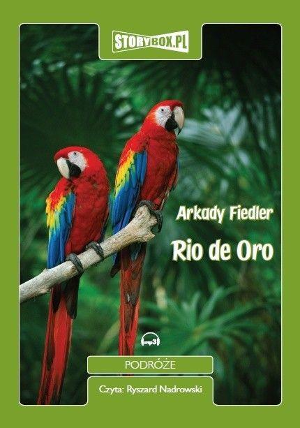 Rio de Oro. Ryby śpiewają w Ukajali