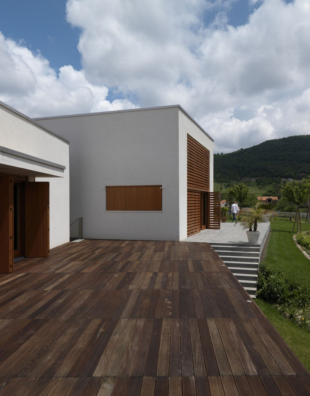 Pin su Villa in collina Pristina, Kosovo
