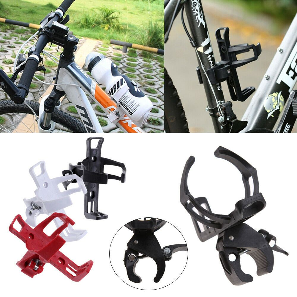 Accessories Bicycle Cup Holder  Quick Release Motorcycle Water Bottle Rack