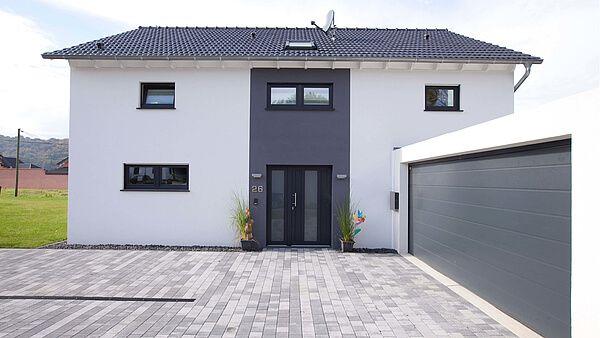 Photo of Moderne Satteldachhäuser