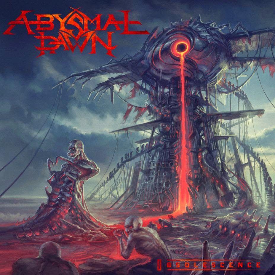 THRASHDEATHGERA: Abysmal Dawn - Obsolescence (2014) | Death Metal