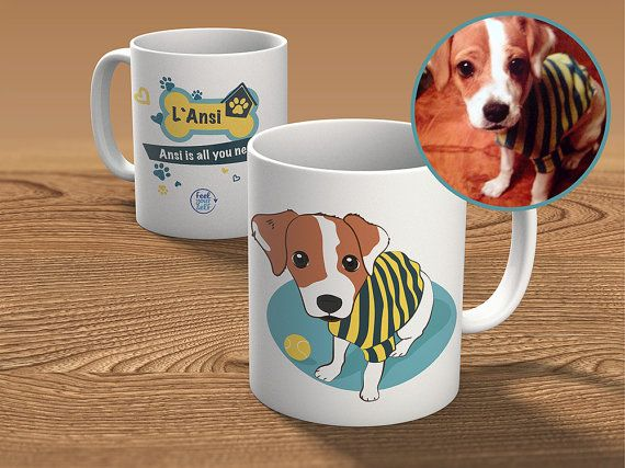Taza personalizada desde foto - Mascota