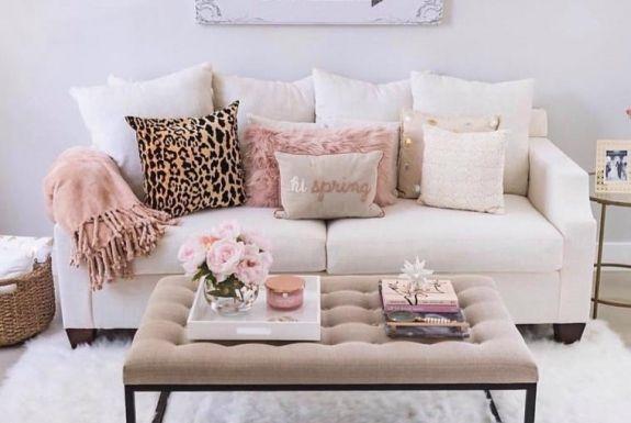Déco salon glamour des idées chic et pleines de charme sweet home