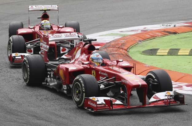 GP Monza F1 2013: Ferrari, alzare bandiera bianca o ...