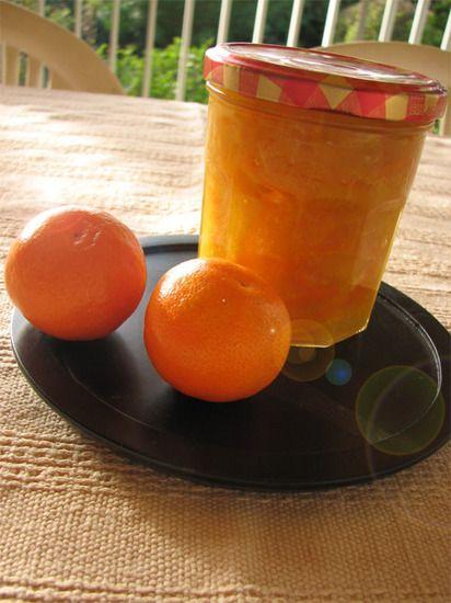 Marmelade de clémentines : la recette facile