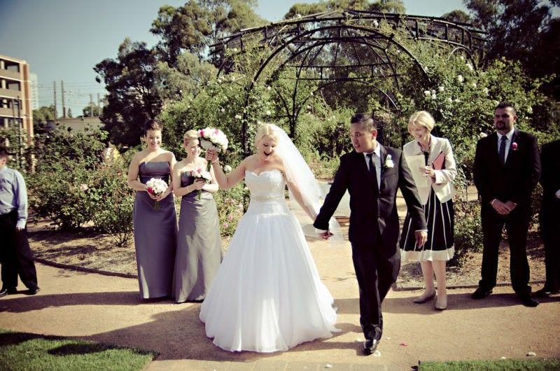 Rumsey Rose Garden Parramatta Park Wedding Venue Ideas In The