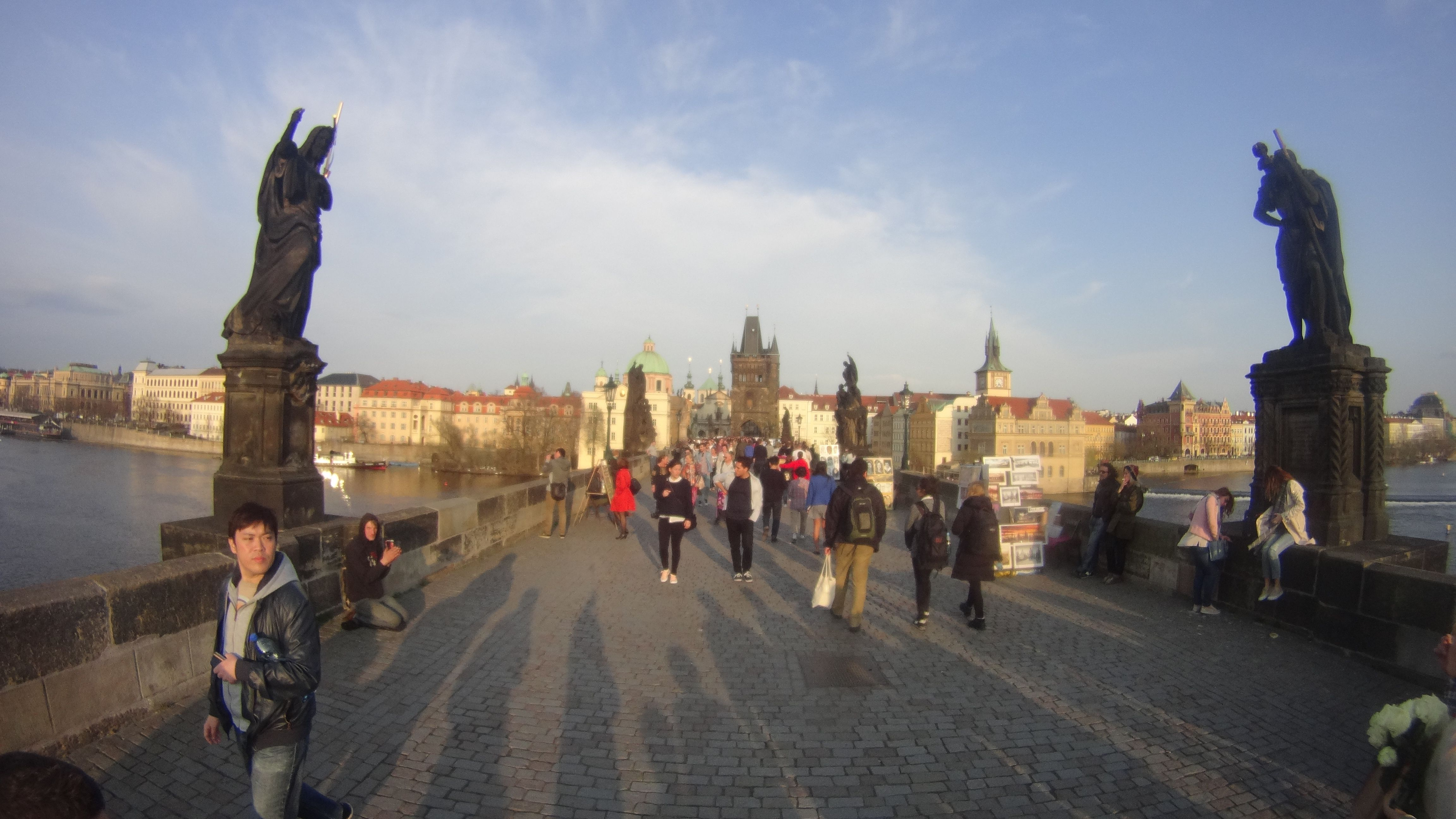 un día en Praga