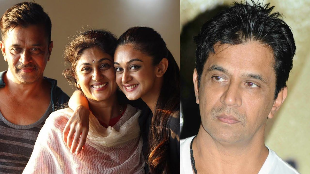 Actor Arjun Sarja Family Photos / Actor Arjun with Wife Asha