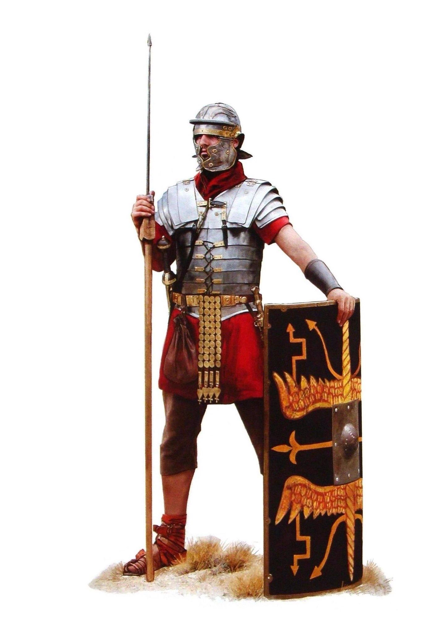 an analysis of the abilities of the roman army The roman army has 26 ratings and 6 reviews timothy o'fallon said: a fair overviewthis is an adequate introduction to roman arms for those who are sta.