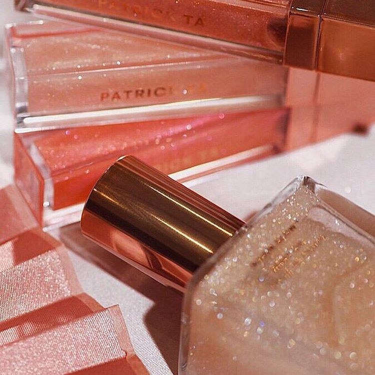 Patrick Ta's Shimmer Body Oil Sold Out 4 Times, and Now It's Back In a New Shade