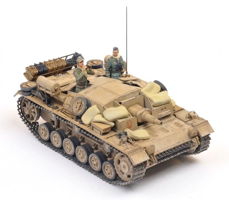 Bronco CB35117 1//35 WWII German Sturmgeschutz III Ausf D SdKfz 142 Model Kit