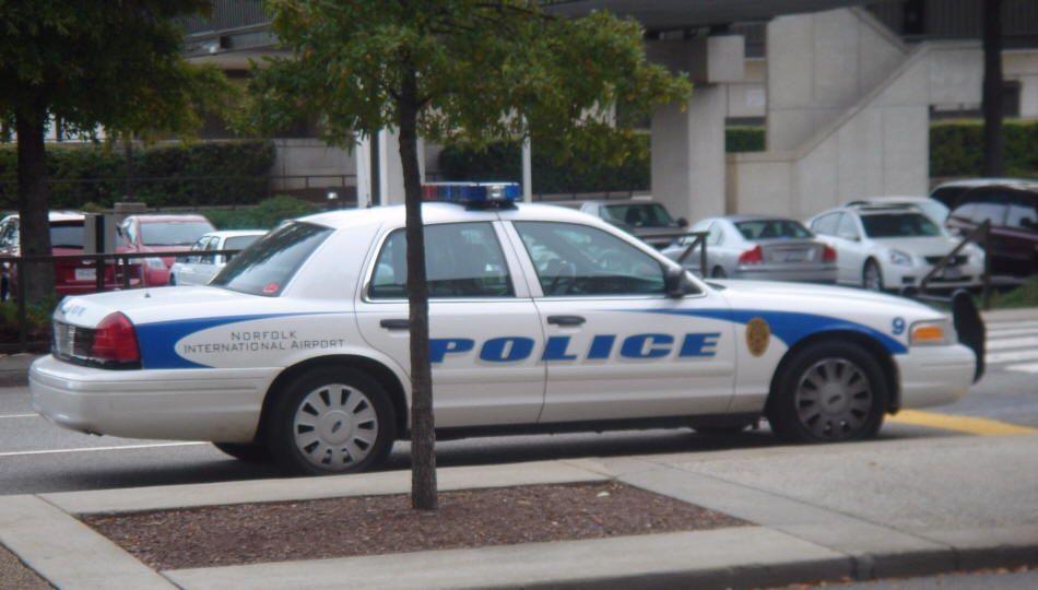 Norfolk International Airport Police