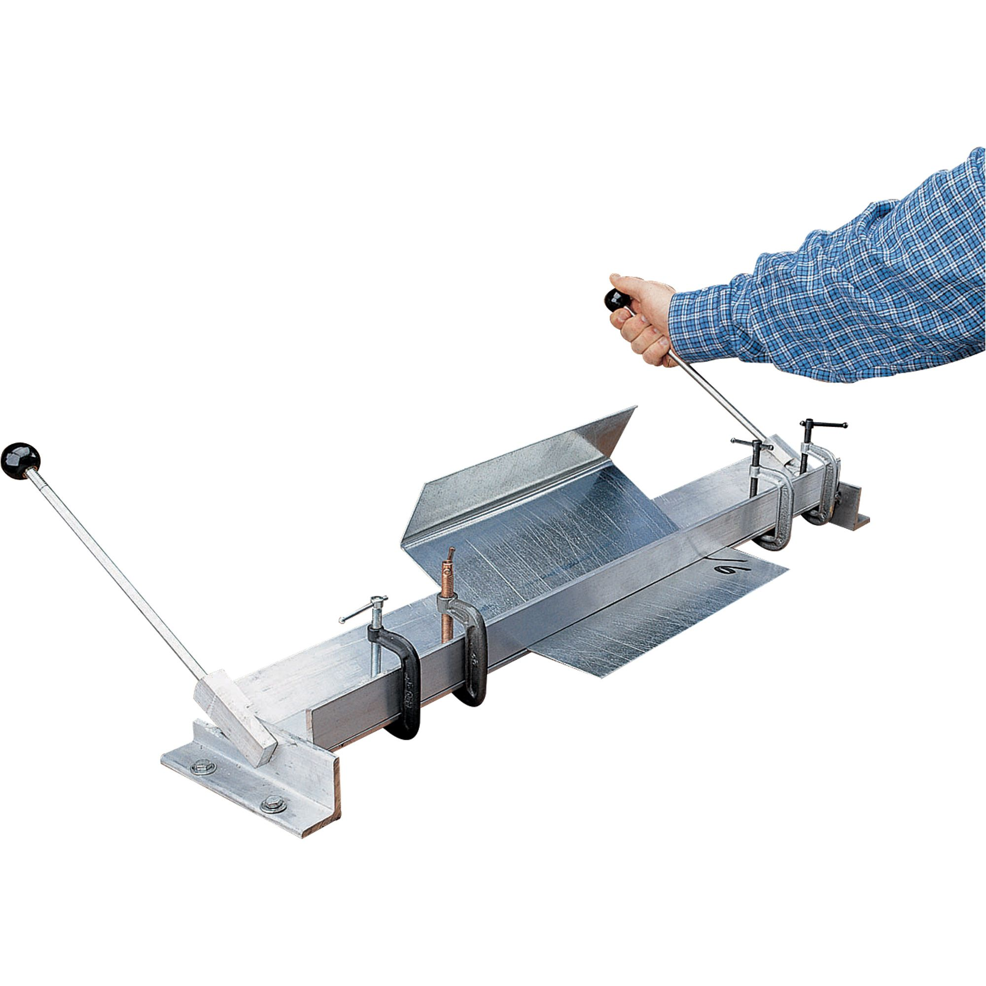 Homemade Metal Bending Machine Buscar Con Google Metal Working Tools Metal Tools Metal Bending