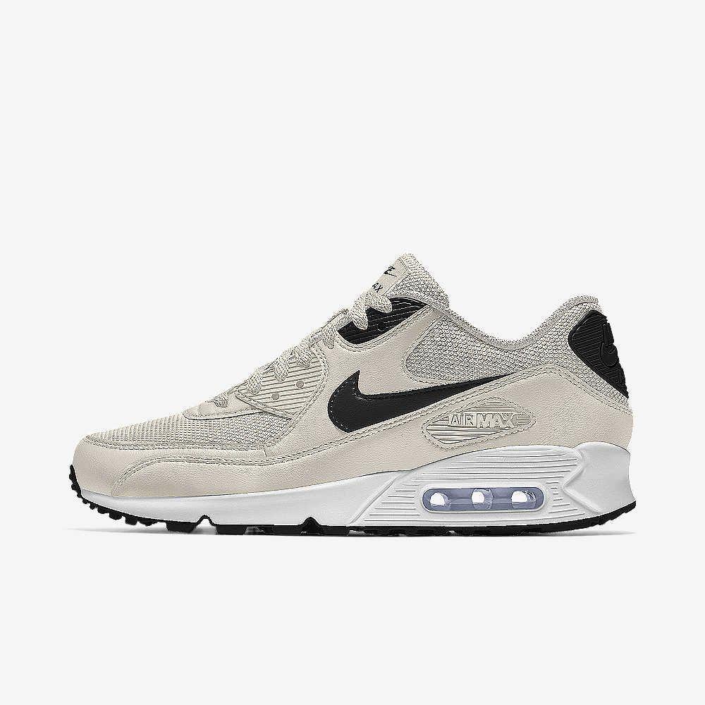 Nike Air Max 90 Id Shoe Nike Com Air Max Sneakers Nike Air Max Nike Air