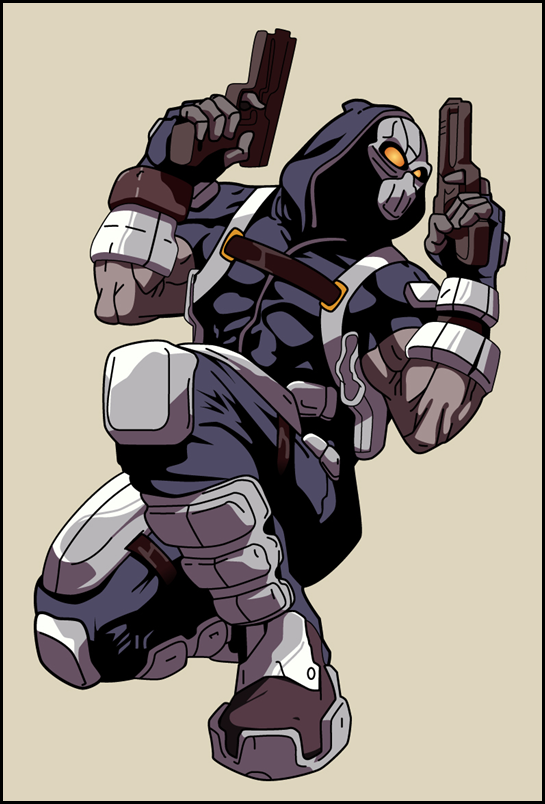 "Taskmaster (Anthony ""Tony"" Masters) 