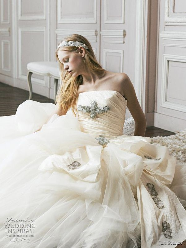 Jill Stuart Bridal 2011 Wedding Dress Collection