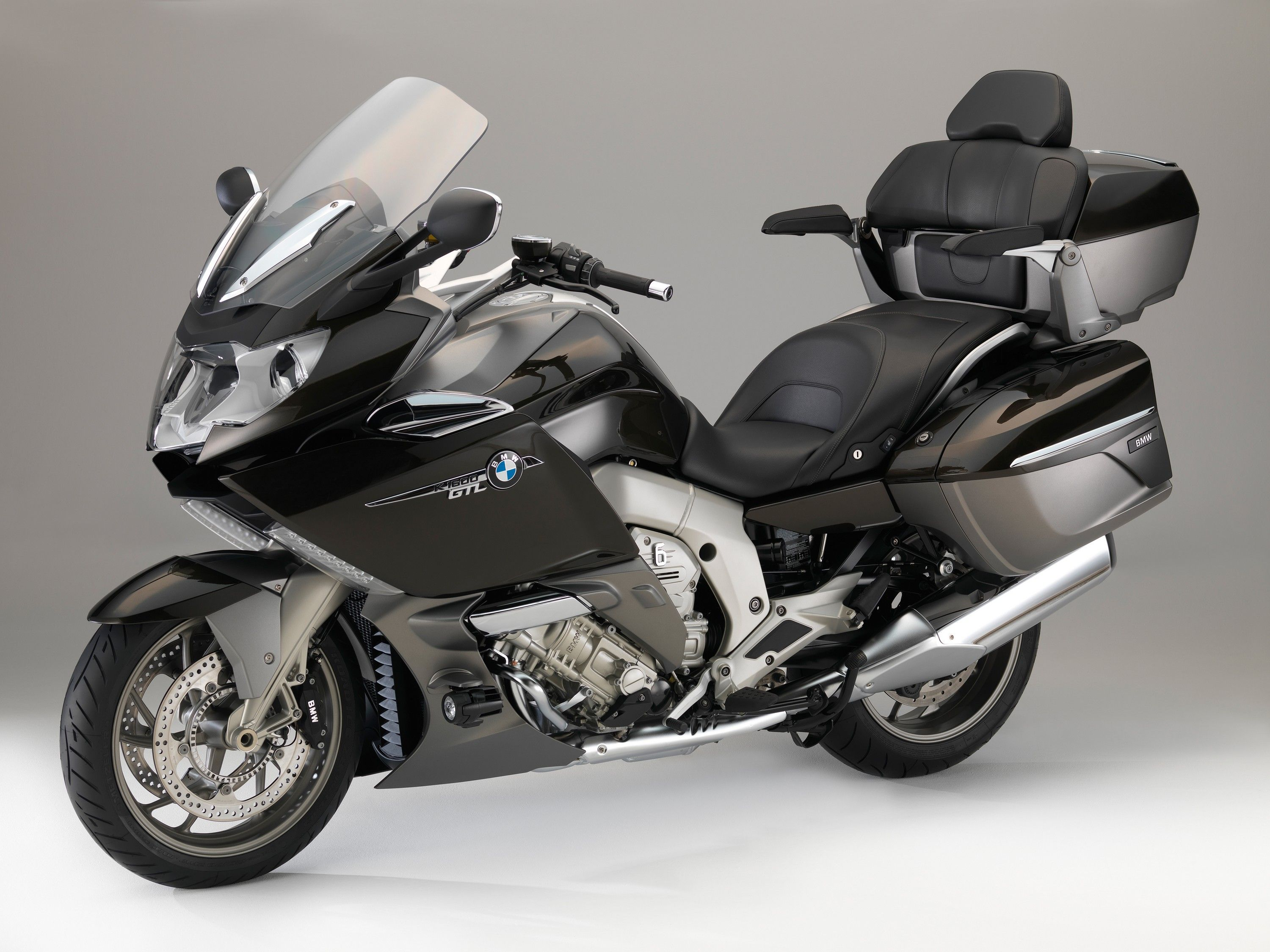 Bmw K 1600 Gtl Exclusive Sparkling Storm Metallic With Images