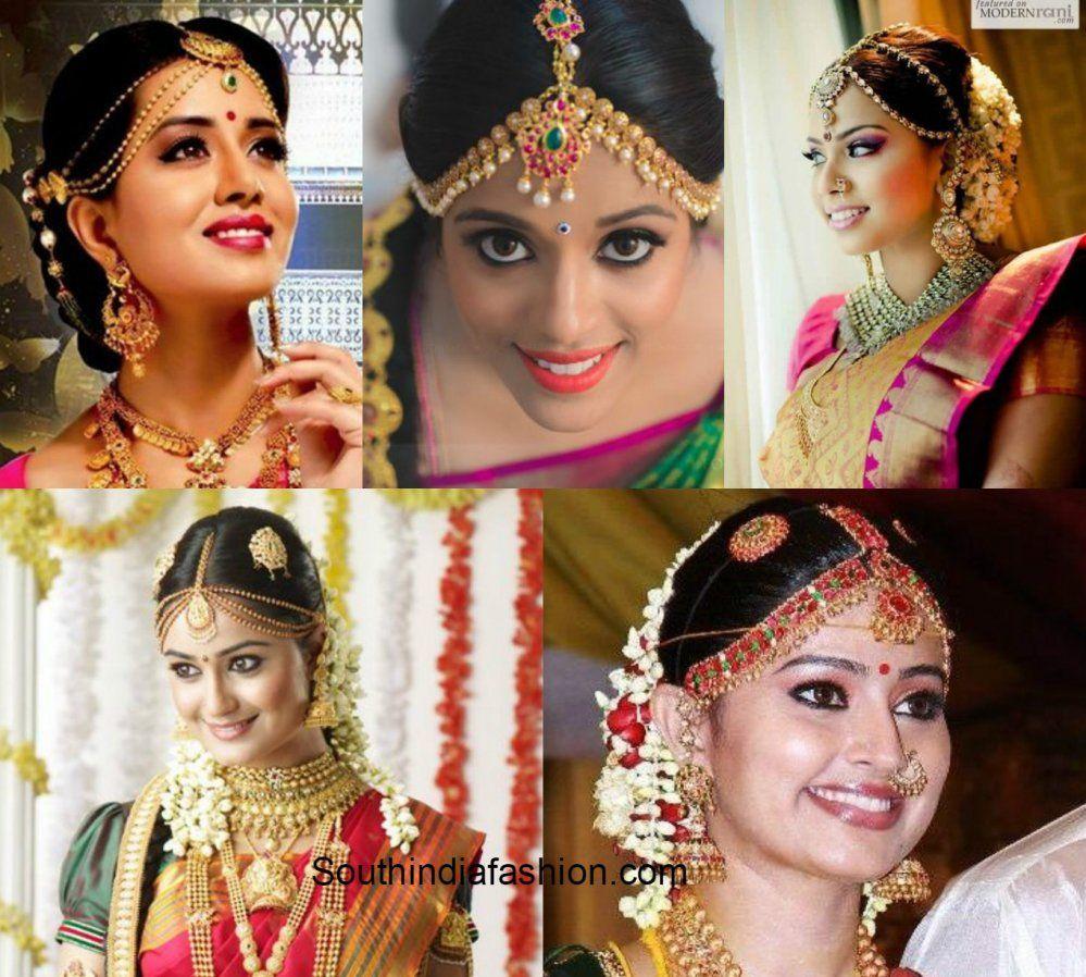 indian bridal hair accessories photo | design | bridal hair